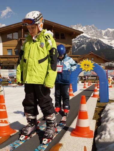Hartkaiser Skischule - Kinder 07